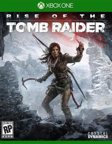 Imagem de Xbox One - Rise of the Tomb Raider
