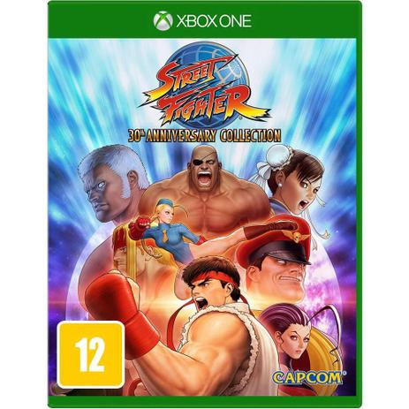 Imagem de XBOX ONE - Street Fighter 30th Anniversary Collection