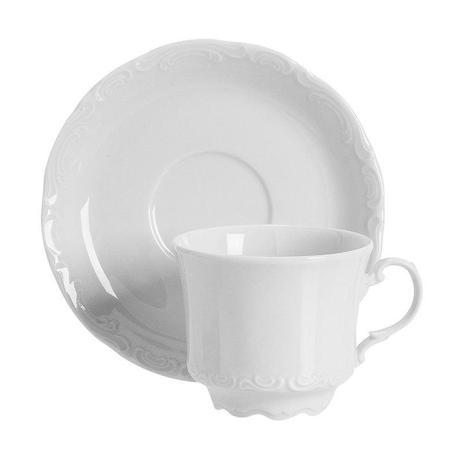 Imagem de Xícara de Chá Porcelana Chantelle Branco - Home Style