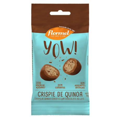 Imagem de Yow De Crispie De Quinoa 35g
