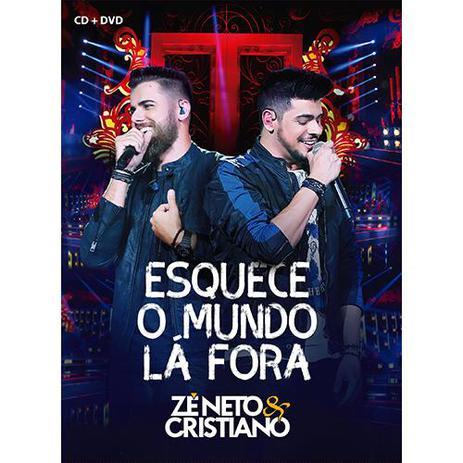 Imagem de Zé Neto  Cristiano - Esquece o Mundo Lá Fora - KIT (CD+DVD)