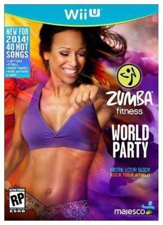 Imagem de Zumba Fitness World Party - Wii U