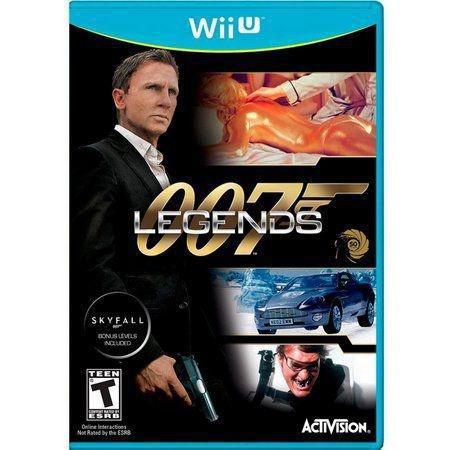 Jogo 007 Legends - Wii U - Activision