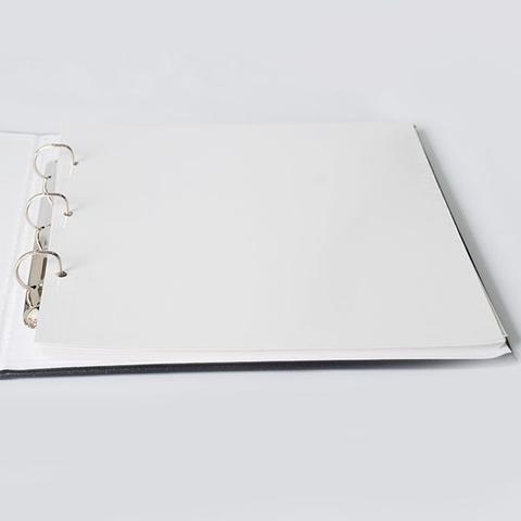 Imagem de 1 Álbum Autocolante Branco 404 + 1 Refil Autocolante Ical