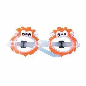 Imagem de 10 Óculos Para Mergulho Formato Regulável Infantil Leão-sapo
