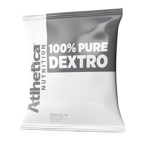 Imagem de 100% pure dextrose 1 kg atlhetica