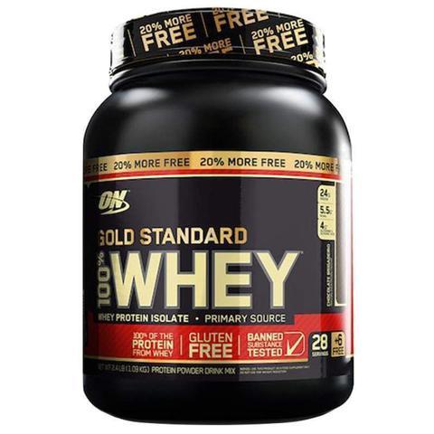 Imagem de 100% Whey Gold Standard Chocolate (1.09g) Optimum Nutrition ON