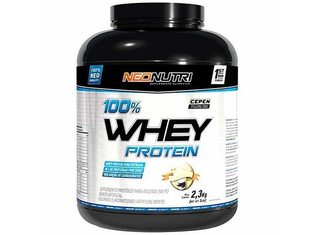 Imagem de 100% Whey Protein 1,8 Kg Chocolate
