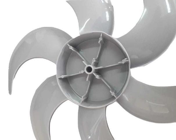 Imagem de 2 hélices para ventilador philco 30cm 06 pas turbo zes 6856