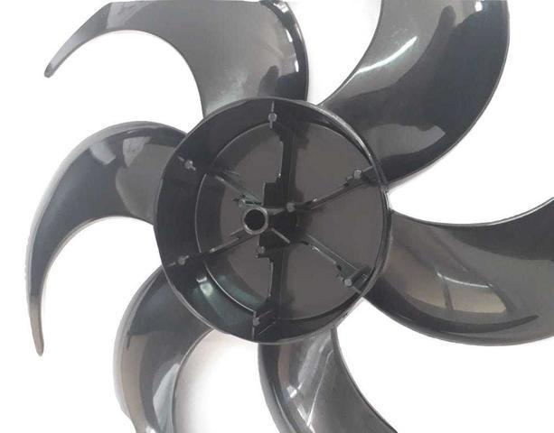Imagem de 2 hélices para ventilador philco 30cm 06 pas turbo zes6857
