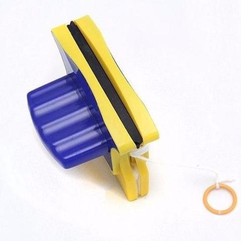Imagem de 2 Limpador Magnético Limpa Vidro Janela Aquário