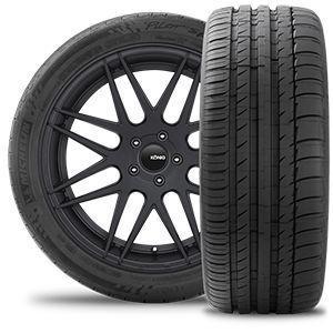Pneu Michelin Pilot Sport 2 225/40 R18 88y