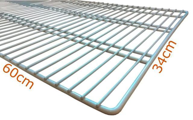 Imagem de 3 Prateleiras Geladeira Refrigerador Bosch RSU