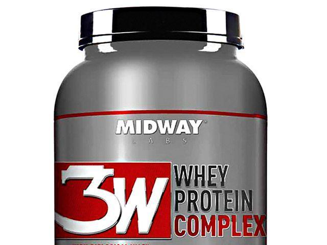 Imagem de 3W Whey Protein Complex Baunilha 930g