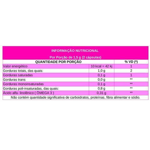 Imagem de 3x Lavitan prímula 60caps óleo de prímula linhaça e boragem para alivio da tpm menopausa e cólicas