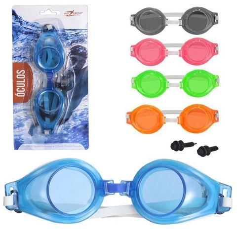 Imagem de 40 Oculos De Natação Pró-mergulho Art Sport Esport Infantil