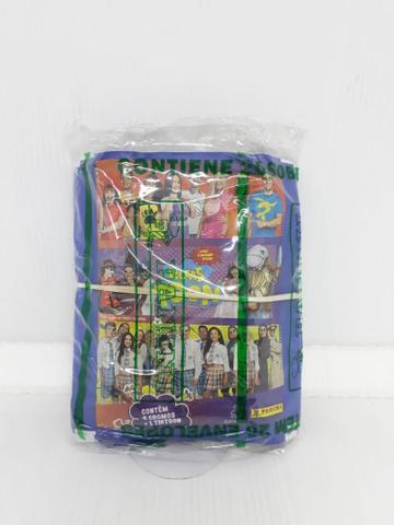 Imagem de 5 Envelopes De Figurinha Luccas Toon = 20 Cromos + 5 Tiktoon