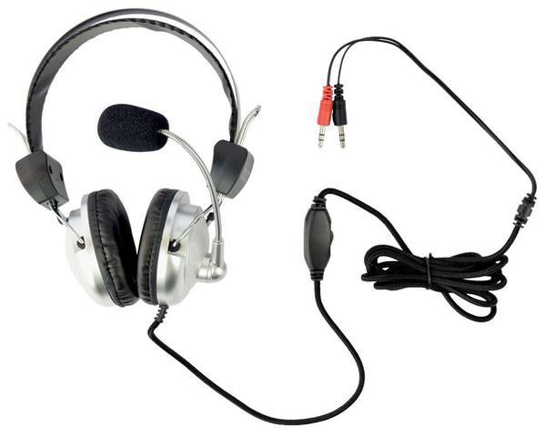 Imagem de 6 Headset Super Bass Fone De Ouvido Com Microfone F-301