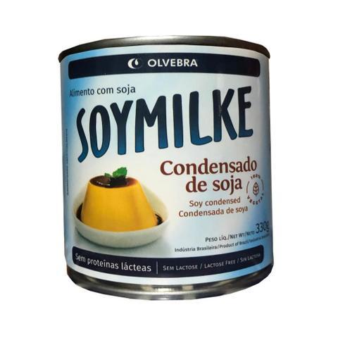 Imagem de 6 unidades de Soymilke Condensado De Soja Lata 330G