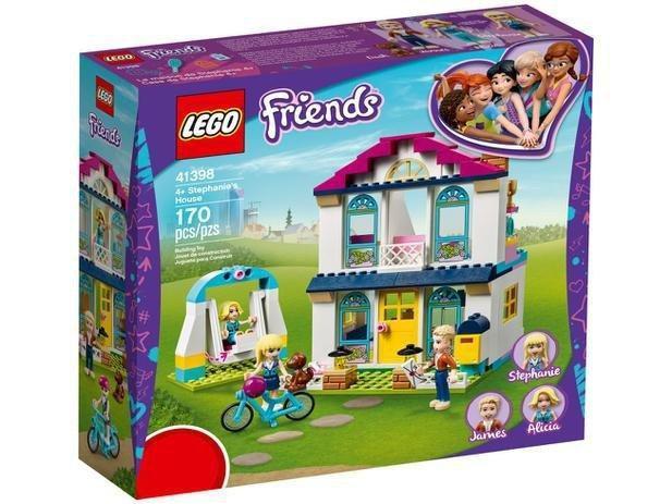 Imagem de A Casa de Stephanie Lego Friends