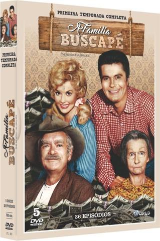 Imagem de A Família Buscapé - 1ª Temporada