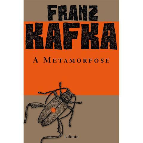 Imagem de A metamorfose - franz kafka