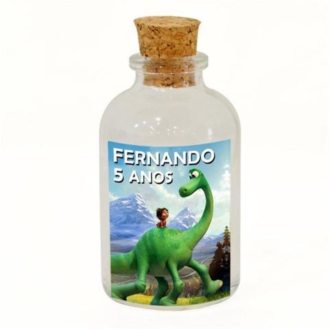 Imagem de A1-Lembrancinha Garrafa 30ml O Bom Dinossauro
