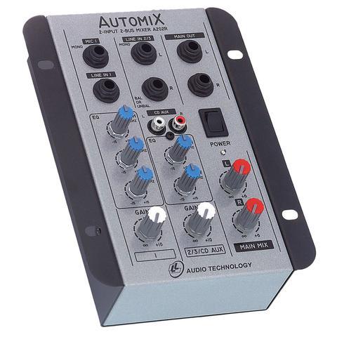 Imagem de A202R Mixer De Som 2 Canais Alimentação 12v A202r Ll Áudio