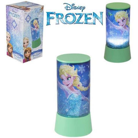 Imagem de Abajur Luminária De Led  Frozen, Decorativa