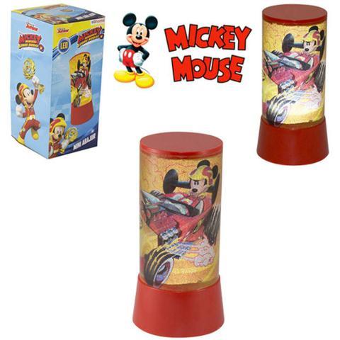 Imagem de Abajur Luminaria Infantil De Led A Pilha Mickey
