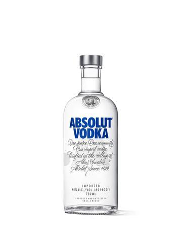 Imagem de Absolut Vodka Original Sueca - 750ml