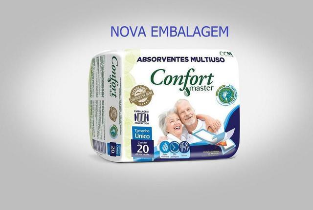 Imagem de Absorvente Confort Master C/20 unidades