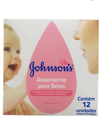 Imagem de Absorvente de seios Johnsons - 12 unidades