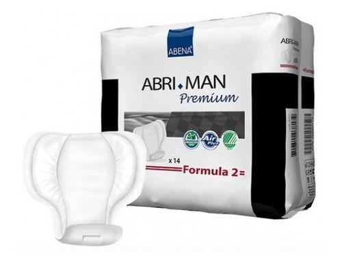Imagem de Absorvente Geriátrico Masculino Abena Abri Man Premium