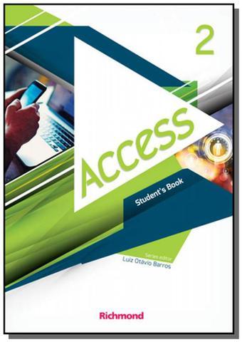 Imagem de Access 2 - livro do aluno