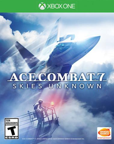 Jogo Ace Combat 7: Skies Unknown - Xbox One - Bandai Namco Games