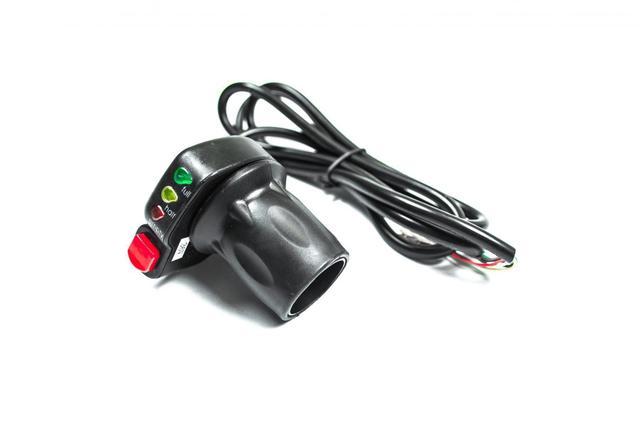 Imagem de Acelerador - patinete elétrico - c/botão turbo 36v