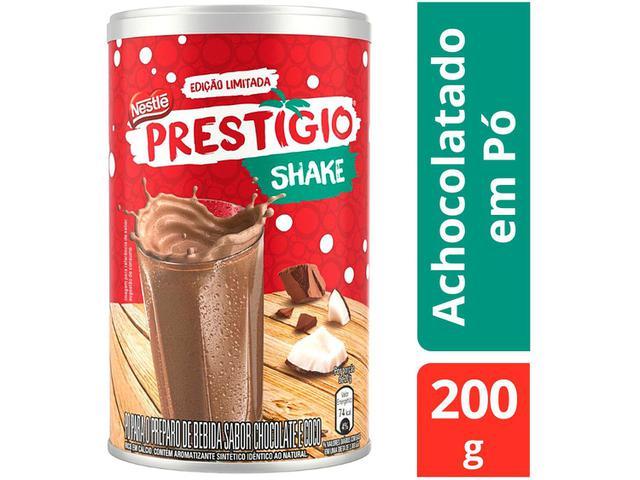Imagem de Achocolatado em Pó Chocolate e Coco Prestígio