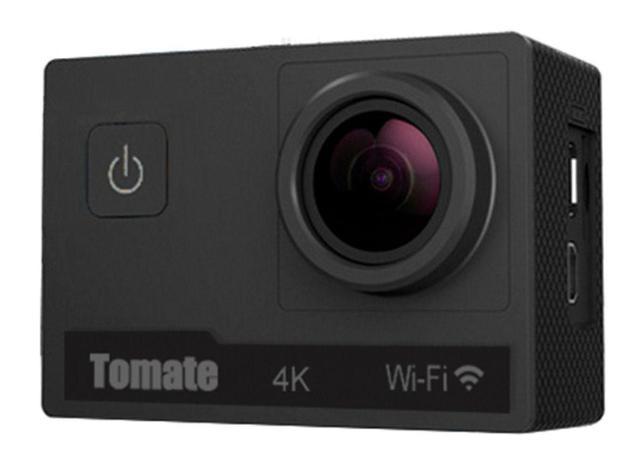 Imagem de Action Camera Go Sport Pro Wi-fi Lcd Prova D'agua - Tomate
