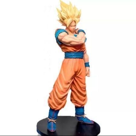 Imagem de Action Figure Dragon Ball Super Goku Super Sayajin 20cm