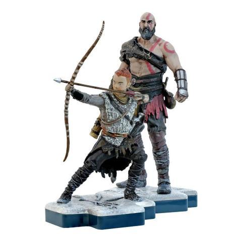 Imagem de Action Figure God Of War Atreus - Totaku (novo)