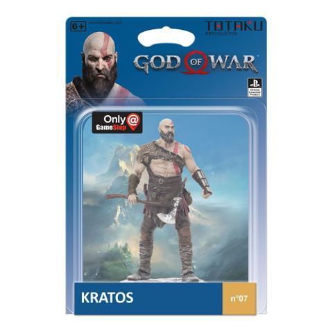 Imagem de Action Figure God Of War Kratos - Totaku (novo)