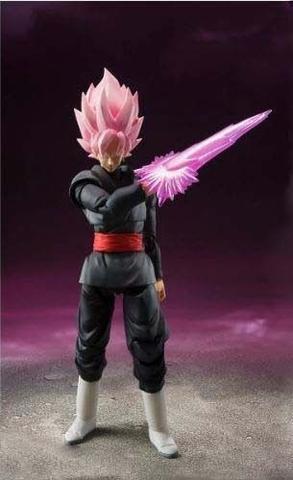 Imagem de Action Figure Goku Black Boneco Articulado Dragon Ball Super