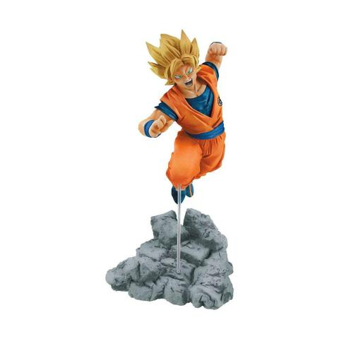 Imagem de Action Figure Son Goku Dragon Ball Super - Soul x Soul - Banpresto