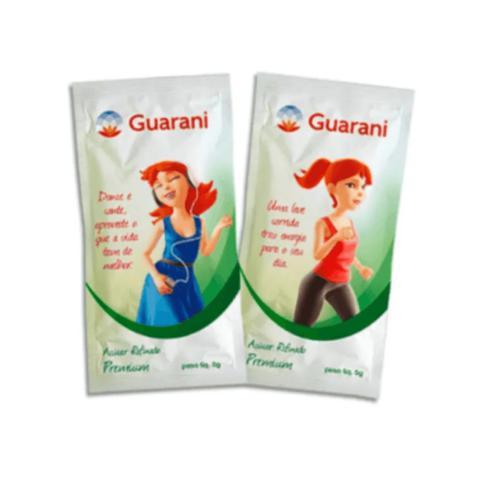 Imagem de Açúcar refinado guarani sachê 5g caixa 400 unidades