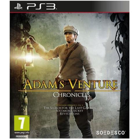 Imagem de Adam's Venture Chronicles - PS3