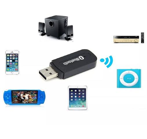 Imagem de Adaptador Bluetooth Dongle Usb  P2