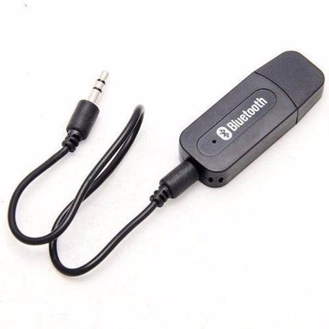 Imagem de Adaptador Bluetooth Receptor De Musica Cabo P2 30cm