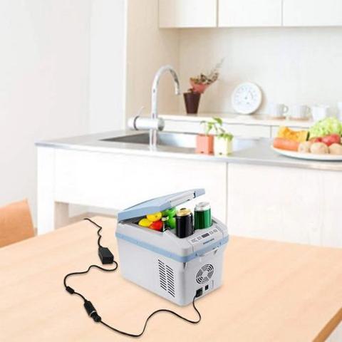 Imagem de Adaptador Conversor fonte Para Compressor Mini Geladeira Black&decker Aspirador Politriz 12v
