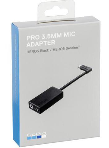 Imagem de Adaptador de Microfone Original 3,5 mm para GoPro Hero 5, 6, 7 e Session